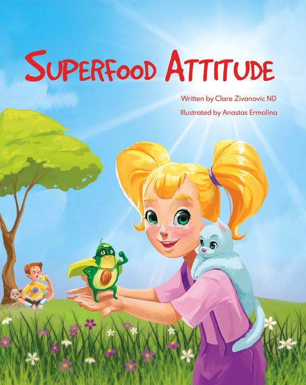Superfood-Attitude_Nutrition-Book-Clare-Zivanovic-Gothic-Zen-Studios